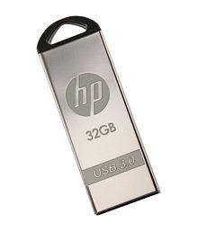 HP X720w USB 3.0 32 GB Pen Drive - Silver