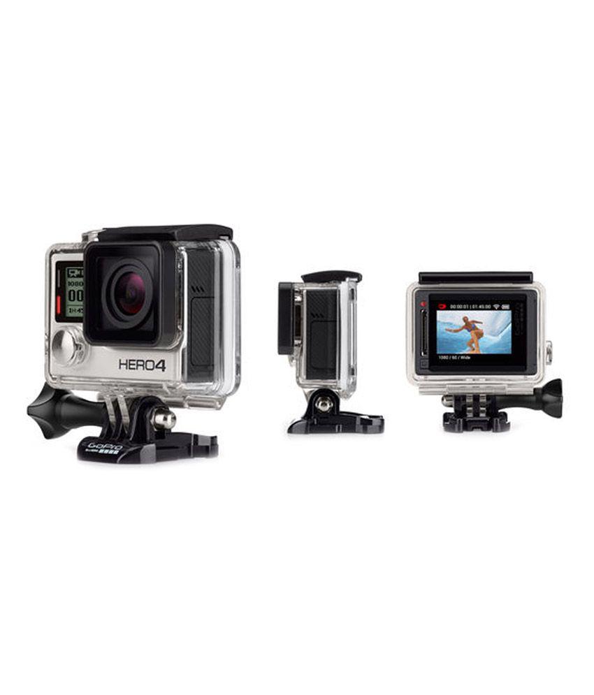 GoPro HERO4 Action Camera Silver