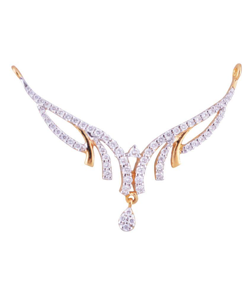Saloni Jewels Traditional Gold Mangalsutra