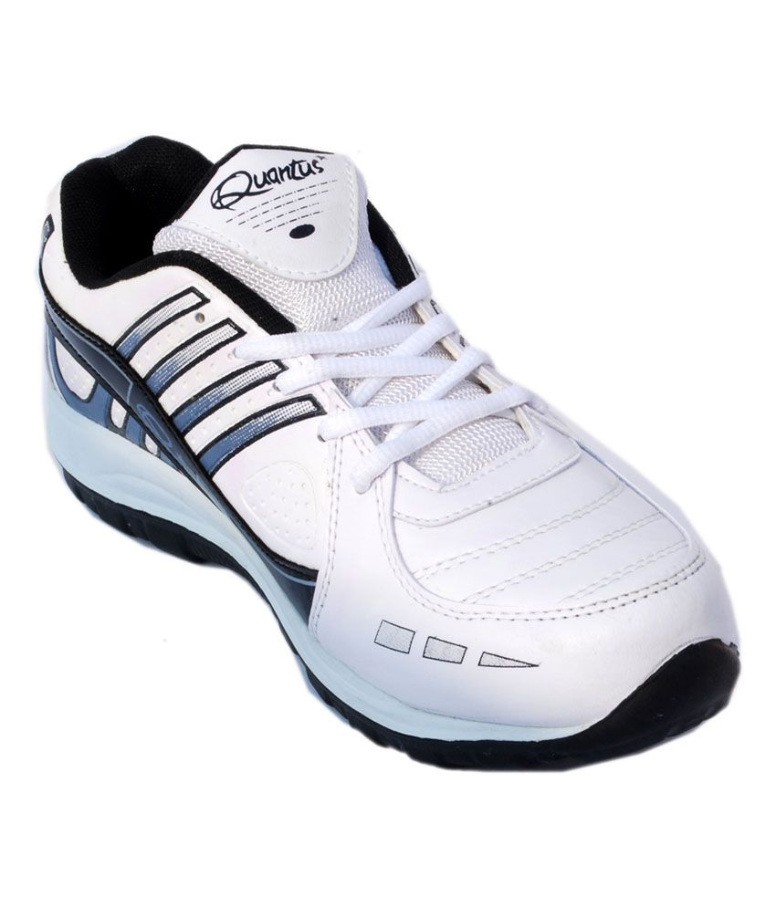 Uk Blue Black And White Sport Shoes