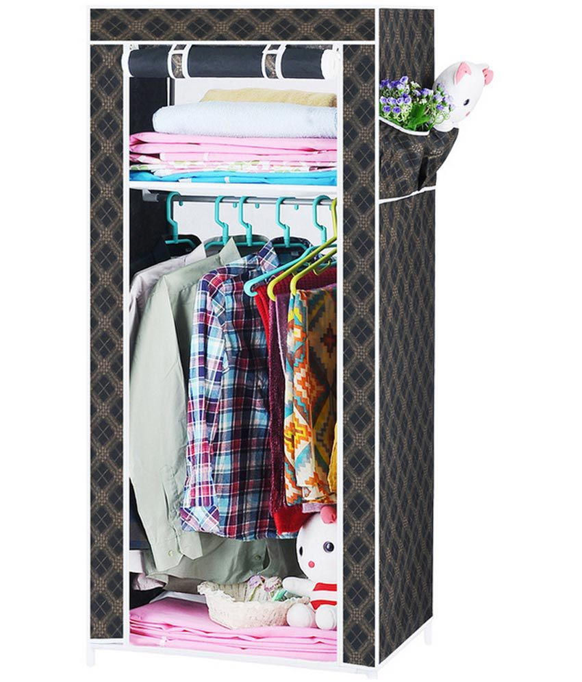 Everything Imported Foldable Storage Cabinet