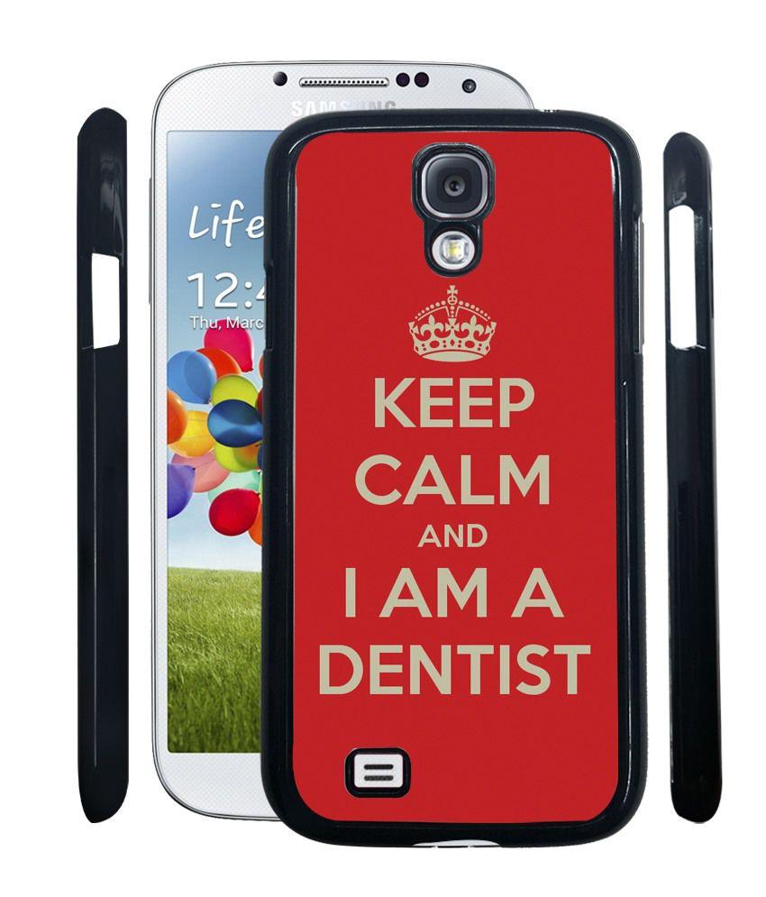Fuson Dentist Wallpaper Premium Back Cover For Samsung Galaxy S4