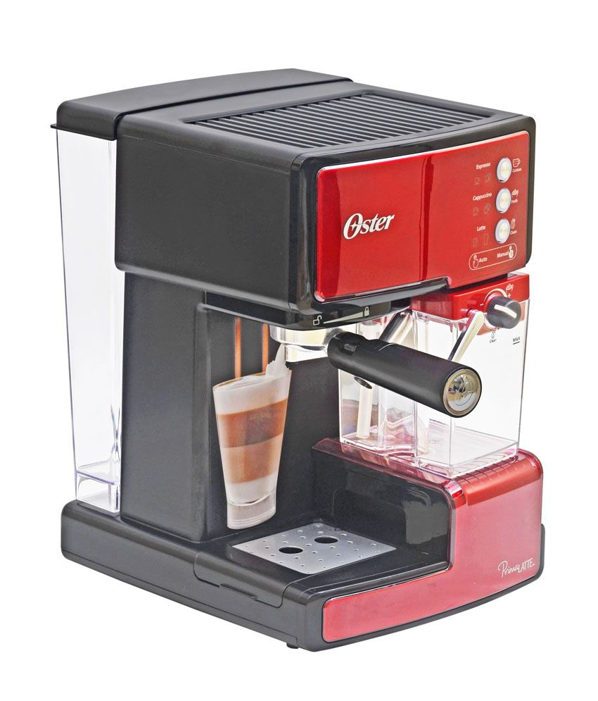 oster csr6601 prima latte coffee maker red price in india buy rh snapdeal com