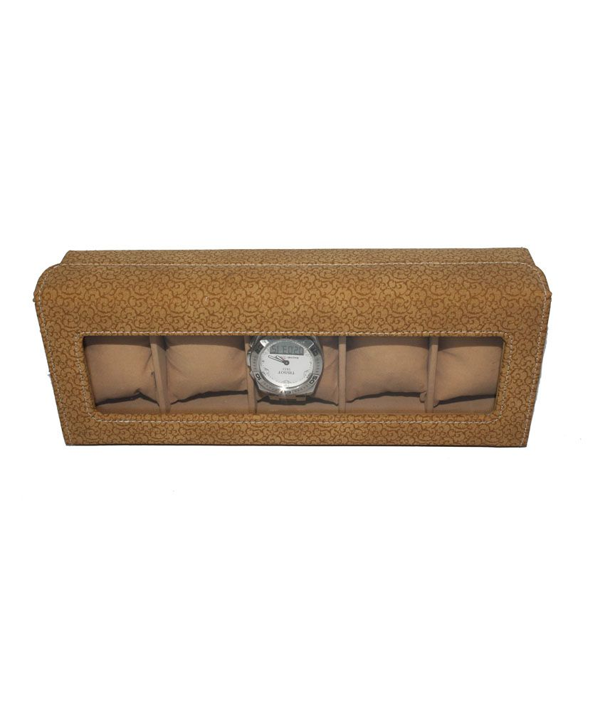 Felicite Watch Box With 5 Slot