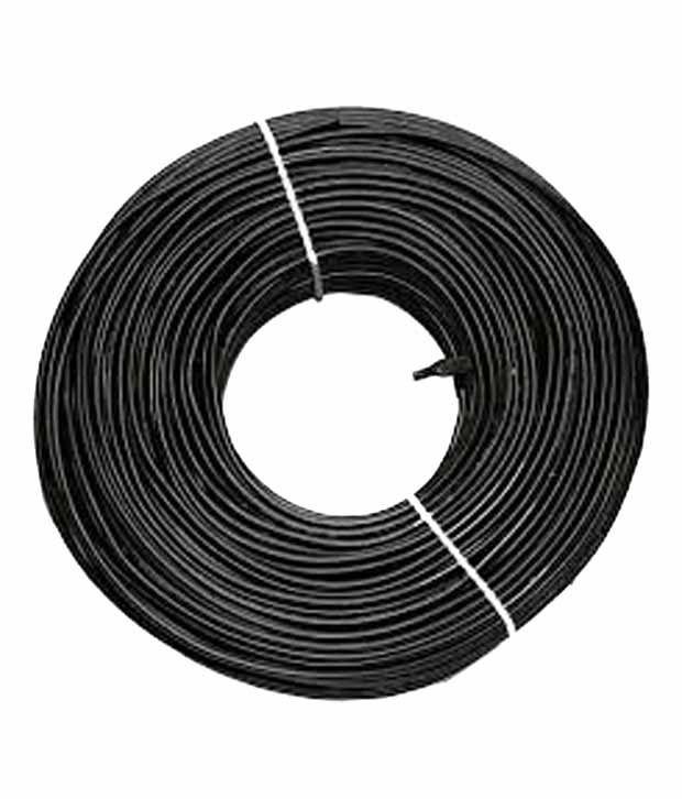 Finolex 4 Sq Mm Fr Wire Black