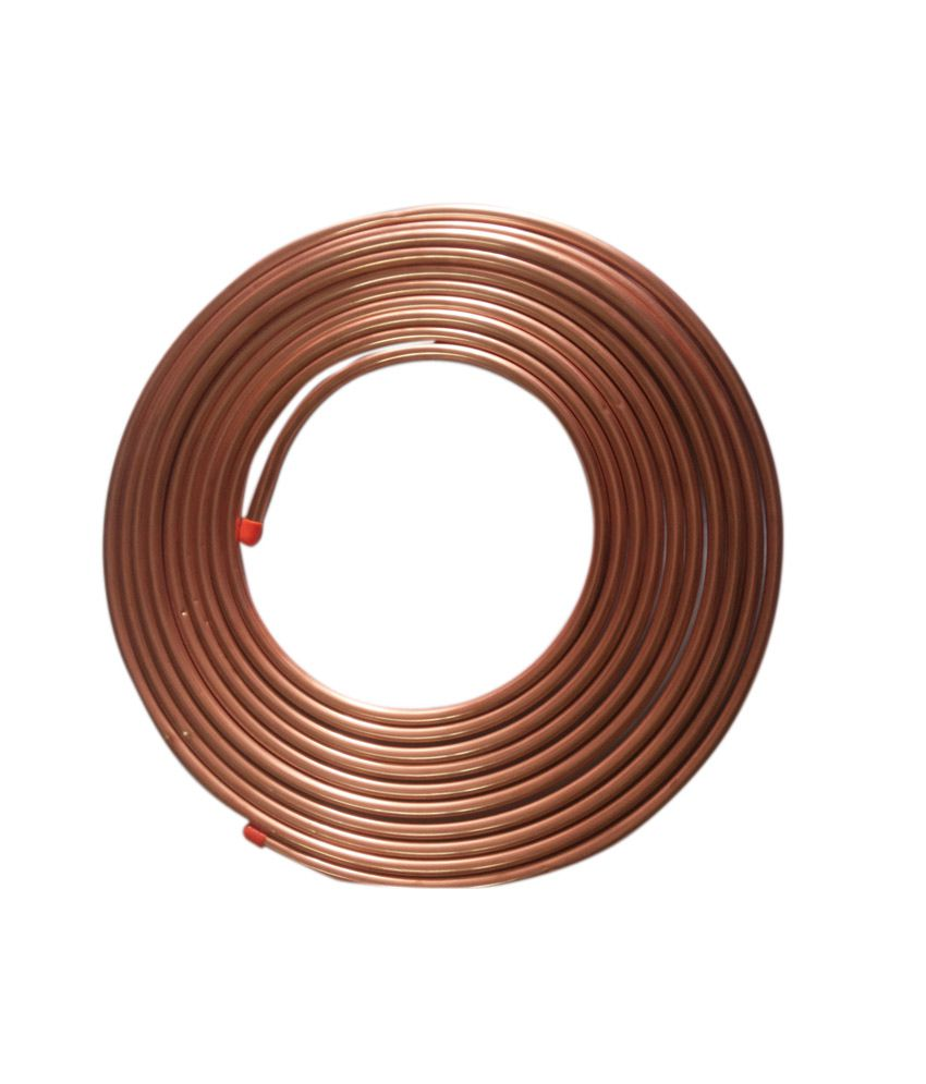 Mallinath motors ac copper pipe samsung voltas lg price for Copper pipe cost