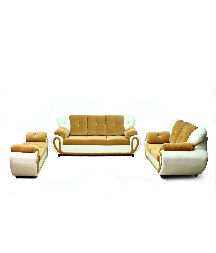Comfort couch 3 2 diwan sofa set in premium fabric for Diwan models india