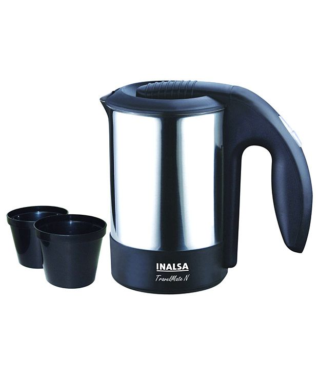 inalsa 1 cup travel maten electric kettle price in india. Black Bedroom Furniture Sets. Home Design Ideas