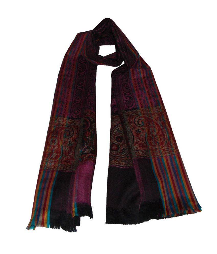 511485a55b Vrinde Kashmiri Semi Pashmina Shawl Price in India - Buy Vrinde Kashmiri  Semi Pashmina Shawl Online at Snapdeal