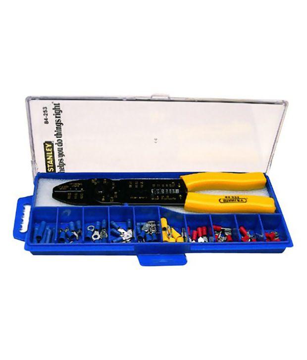 Stanley - Pliers - (84-253-22) Crimping Plier Set 225mm/9