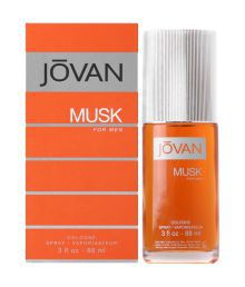 Jovan Musk Eau De Cologne - 88 Ml
