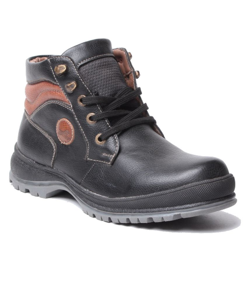 Anand Archies Black Boots