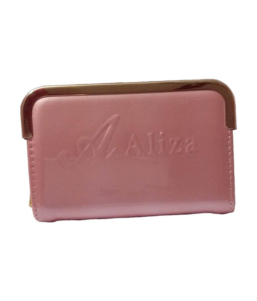 House Of Gifts Pink Fashionable Wallet For Her