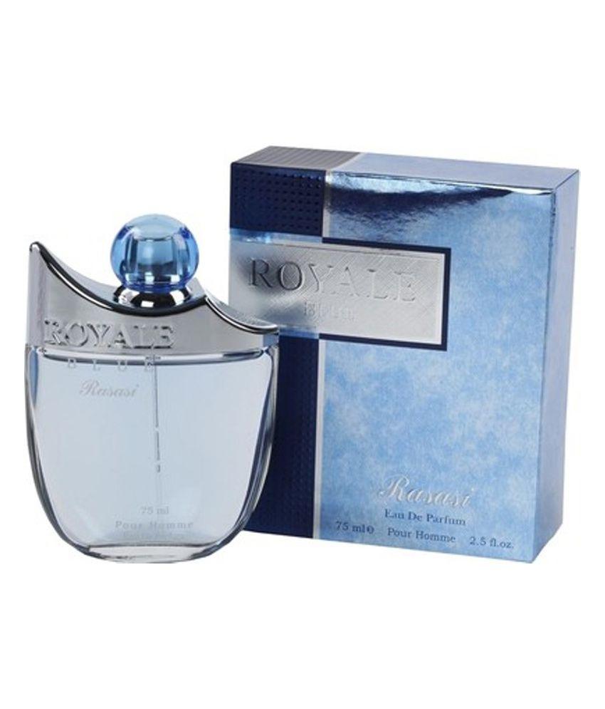 Rasasi Royale Blue Edp - 75 Ml