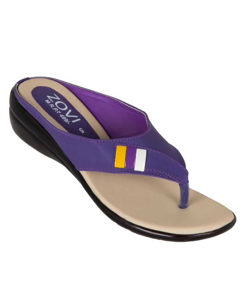 Zovi Purple Flat