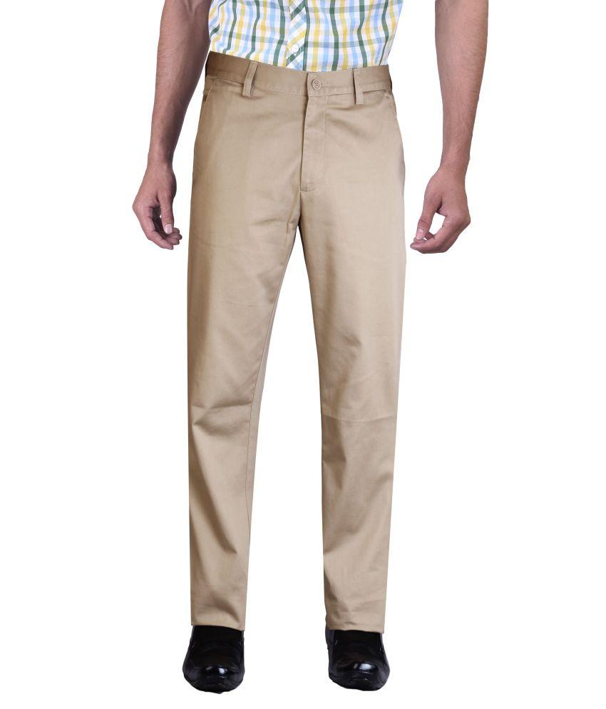 Newyorker Cotton Trouser For Men