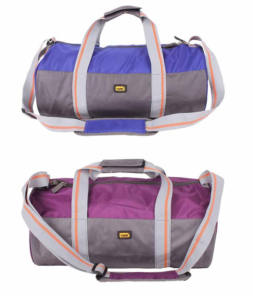 Yark - Set Of 2 gear Gym Bag