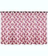 Kabir Multi-colour Contemporary Polyester 4 Window & 4 Door (buy 4 Door & Get 4 Window Curtain Free)
