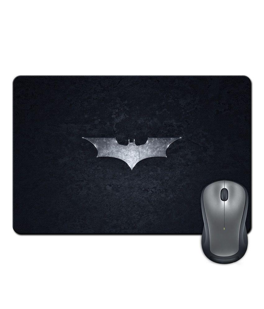 Shopmantra Batman Bat Dark Knight Rises Mouse Pad