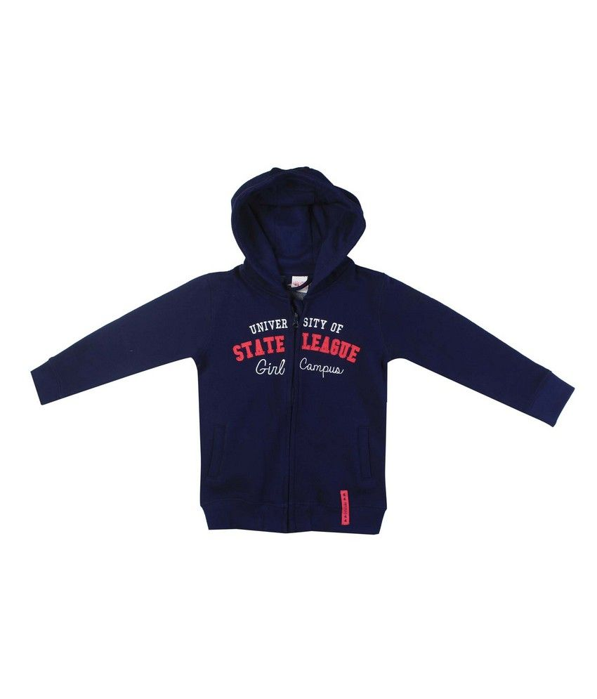 F S Mini Klub Navy Sweatshirt