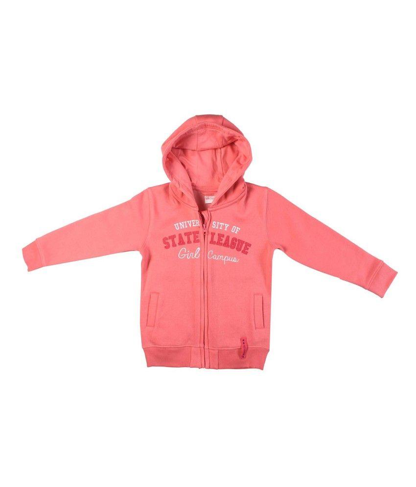 F S Mini Klub Pink Sweatshirt