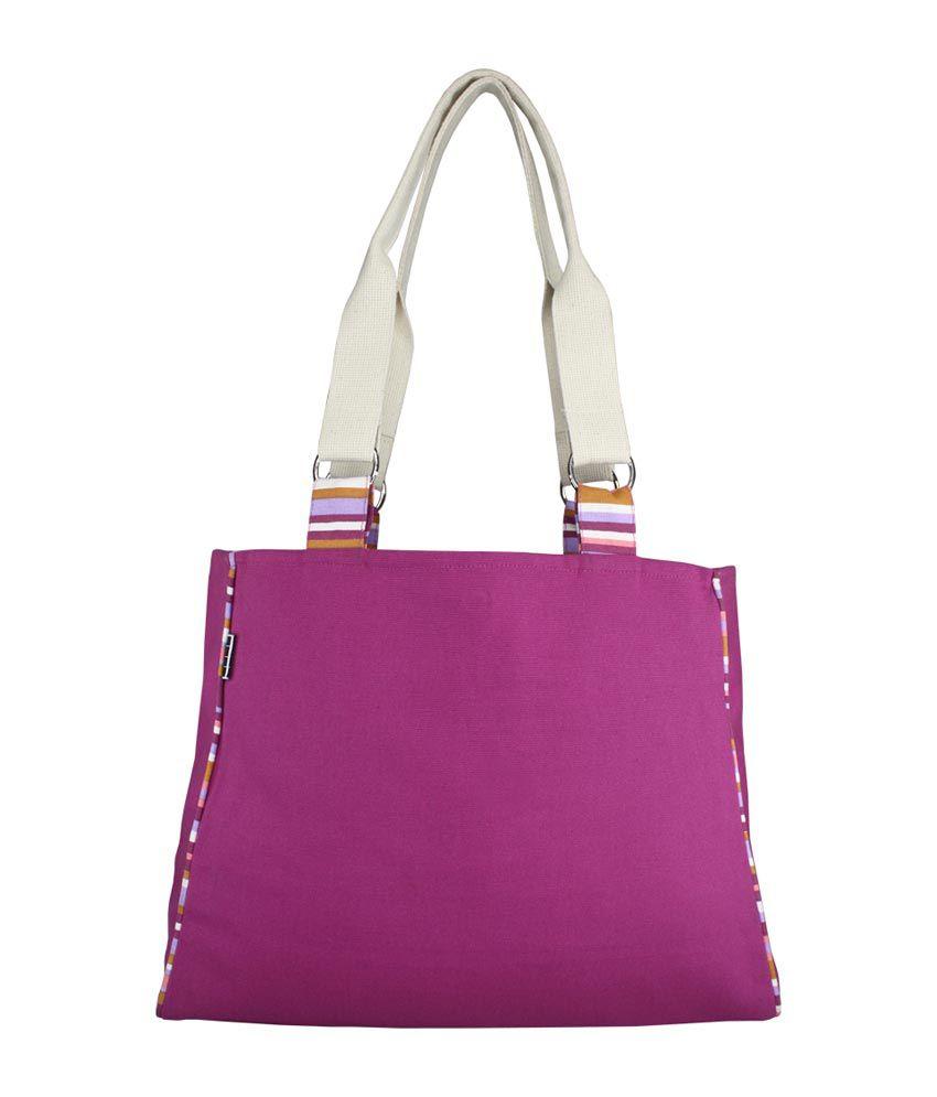 YOLO LoriMagenta Purple Sling Bags