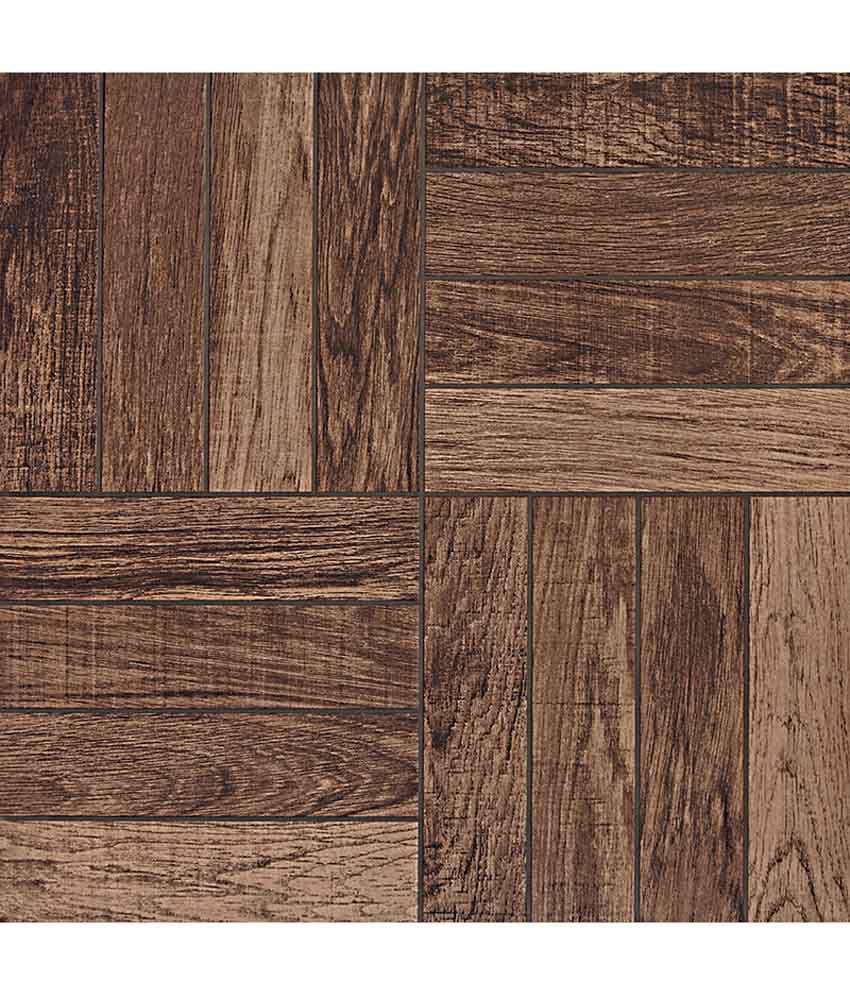 Buy rak india indian cane wenge floor tiles online at low for Deck tiles india