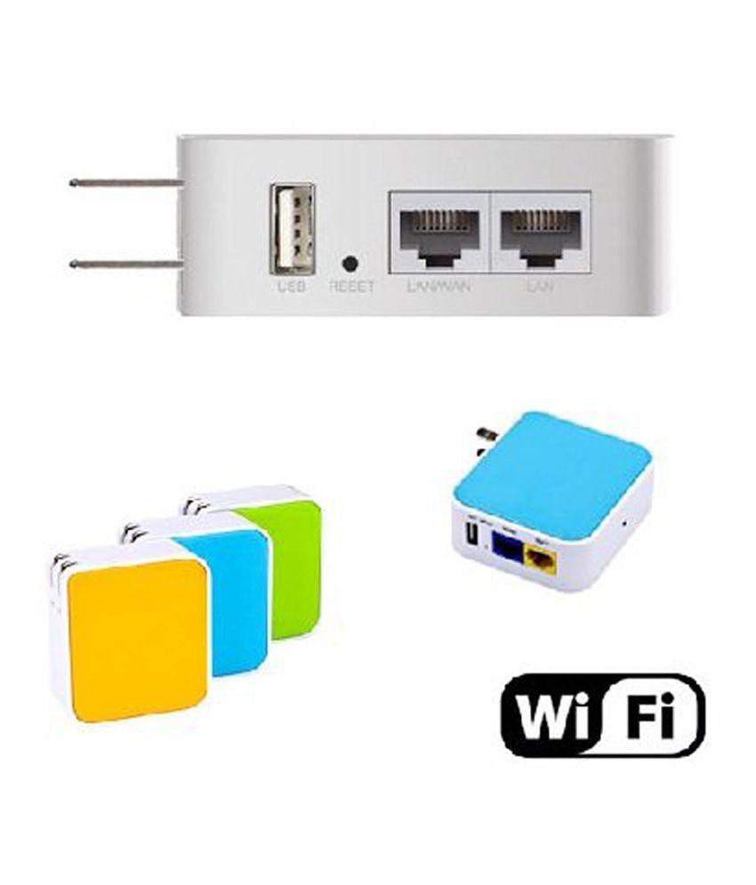 Seasonz International Si03 150 Mbps Mini Router