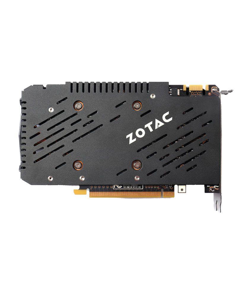 Zotac NVIDIA GTX 960 2 GB DDR5 Graphics card