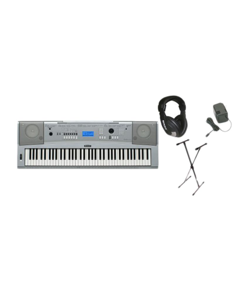 Yamaha Dgx-230 Keyboard Bundle, 76 Keys - Includes Professional
