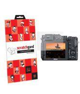 Scratchgard Ultra Clear Screen Protector For Nikon Cp P7800