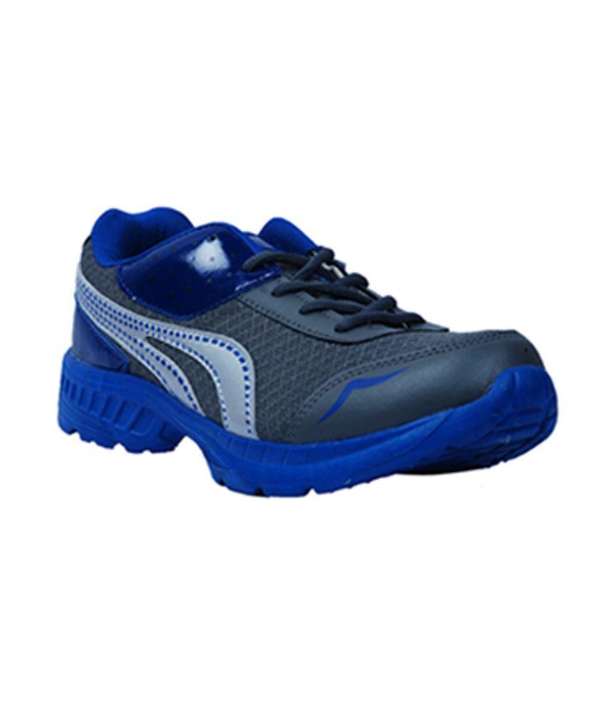 Bon Blue Sport Shoes For Men