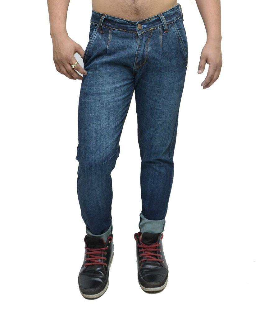 Nation Mania Slim Fit Men's Jeans