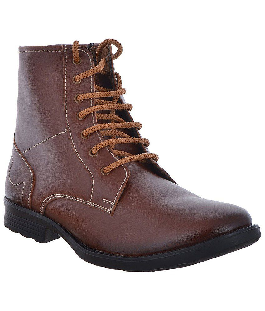 Next High Ankle Boots For Men