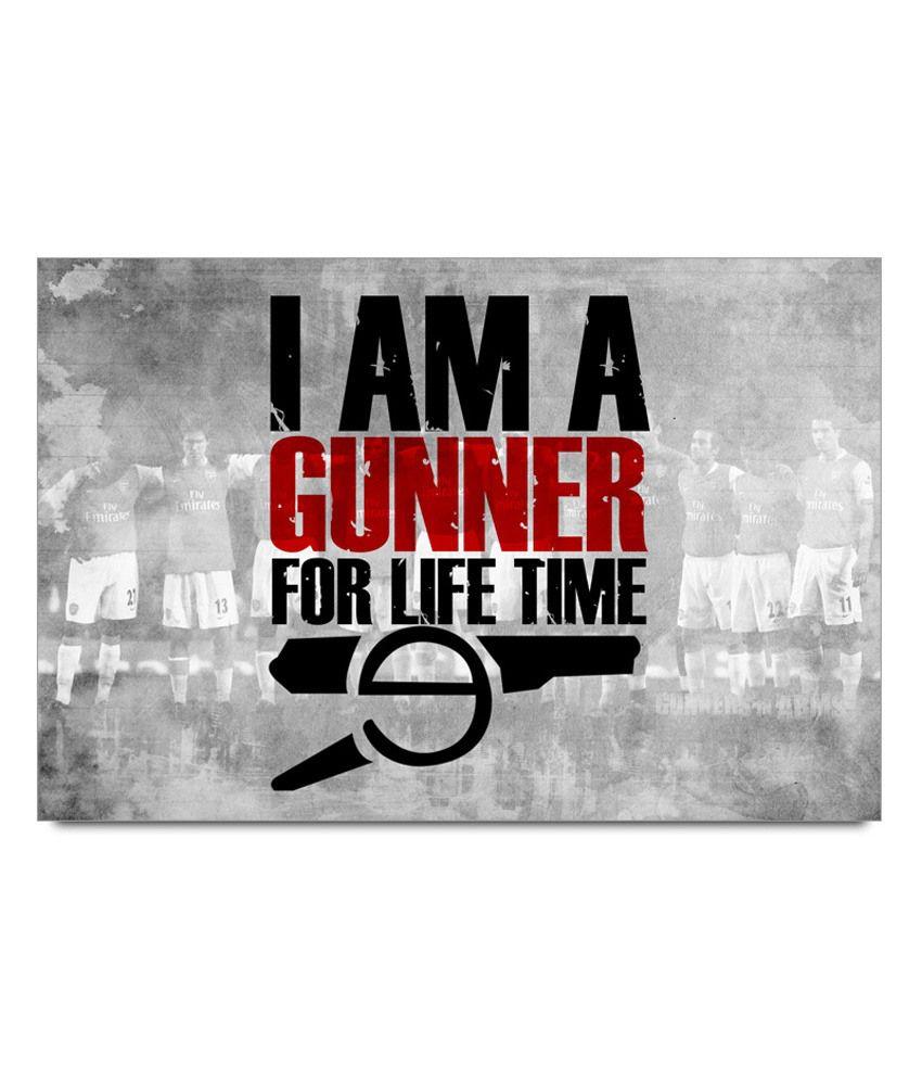 Shopmantra-Arsenal-Gunner-Poster-SDL1279