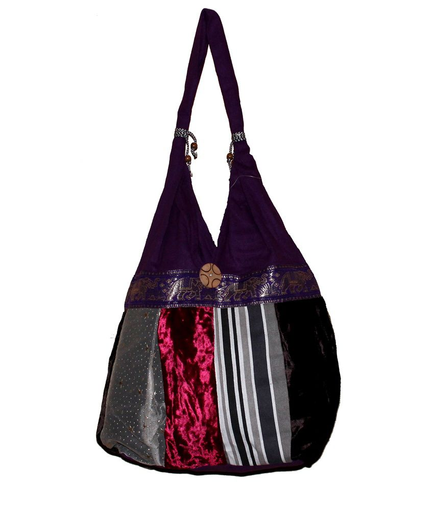 Visaga Velvet Bags