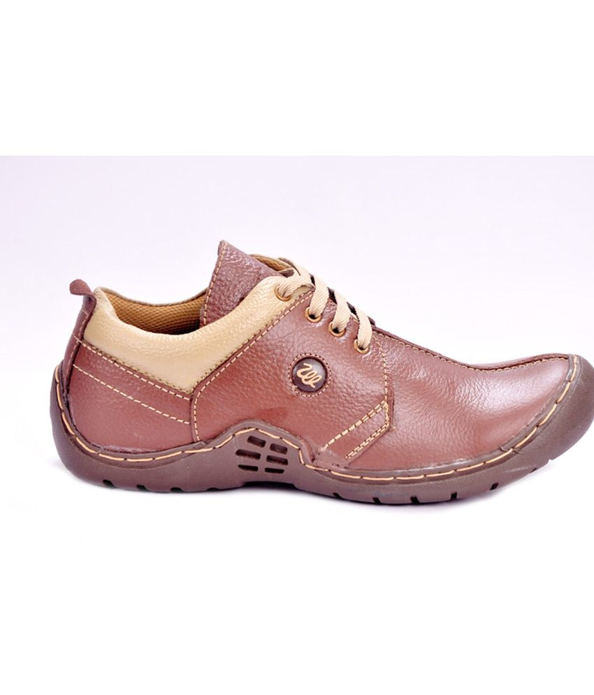 Cheap Brown Casual Shoes