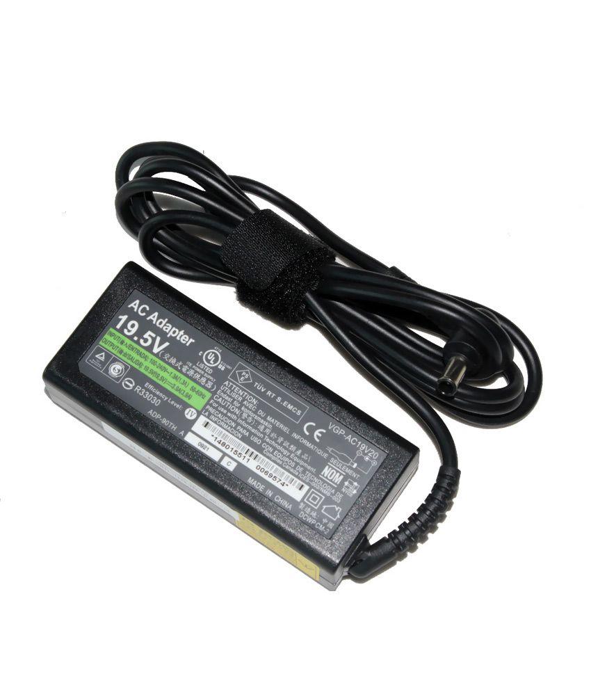 ARB Laptop Adapter For Sony VPCEH1E1E/L VPCEH1E1E/W 19.5V 3.95A 75W