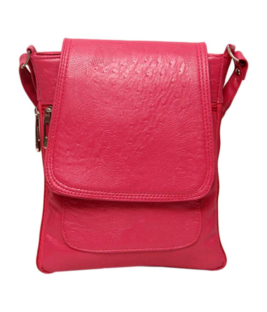 Borse G43 Pink Sling Bags