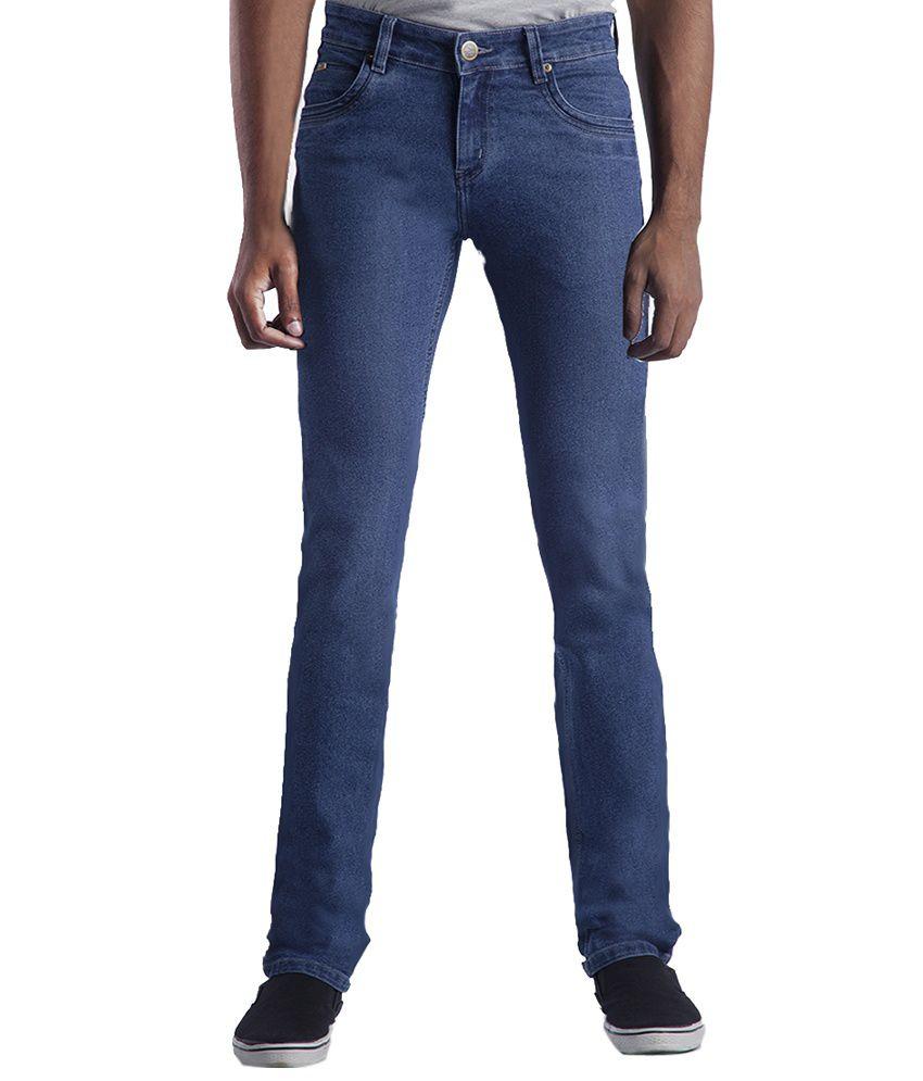 Eurojeans Blue Regular Jeans