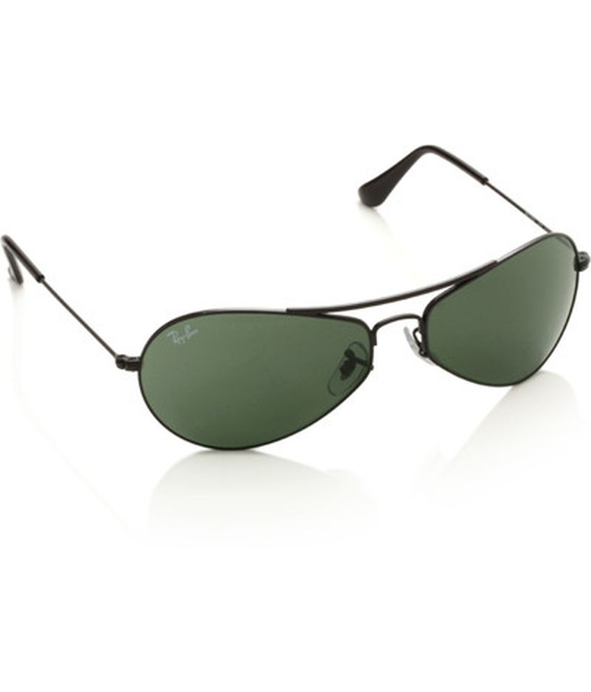 55e3963e72 Ray ban rb3306i-002 Rayban Airboss Rb 3306 Black Sunglass- Price in India