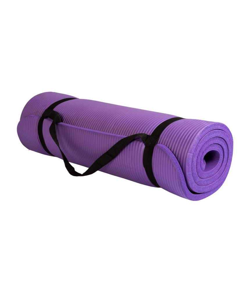 Technix Yoga Mat NBR Foam 10mm