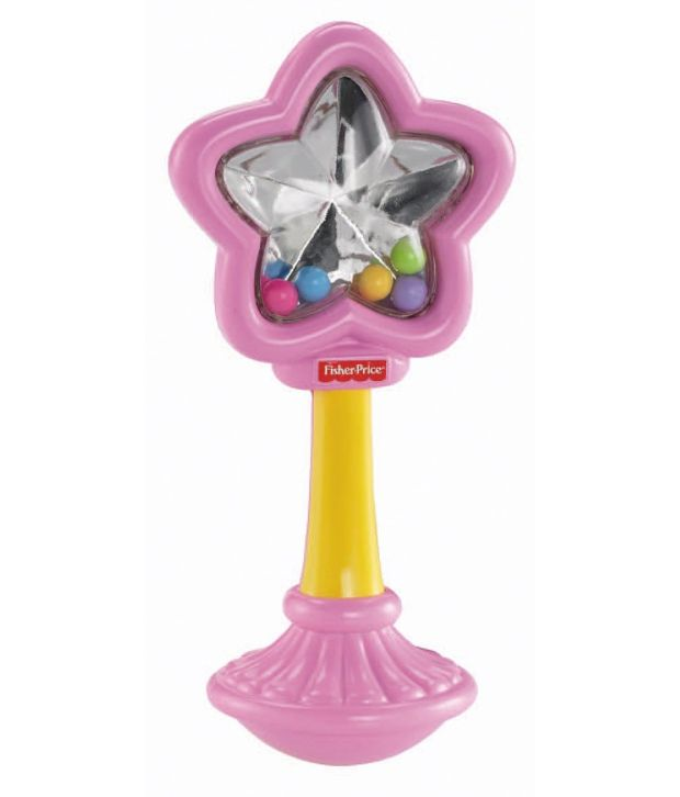 Fisher Price Discover N' Grow Rattle Fairy Wand