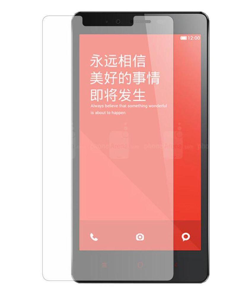 Shield High Quality Screen Guard For Xiaomi Redmi Note