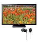 Sony BRAVIA KLV-24P422B 60 cm (24) WXGA LED Television