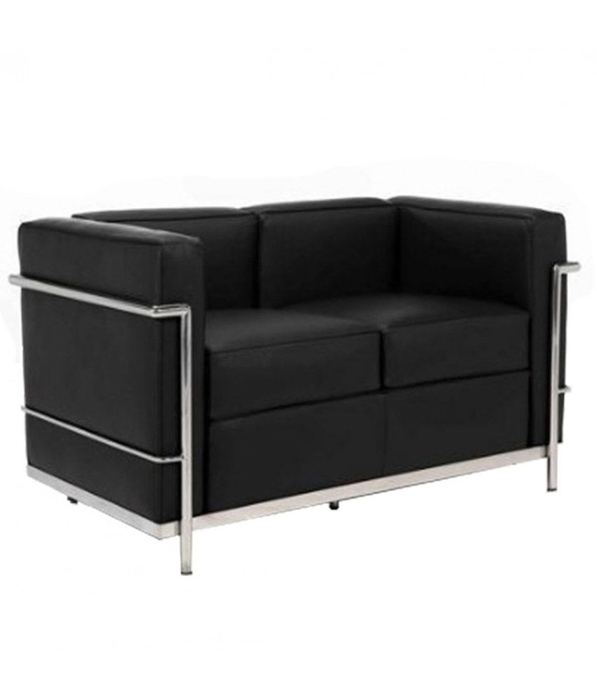 Steel Frame Sofa Set