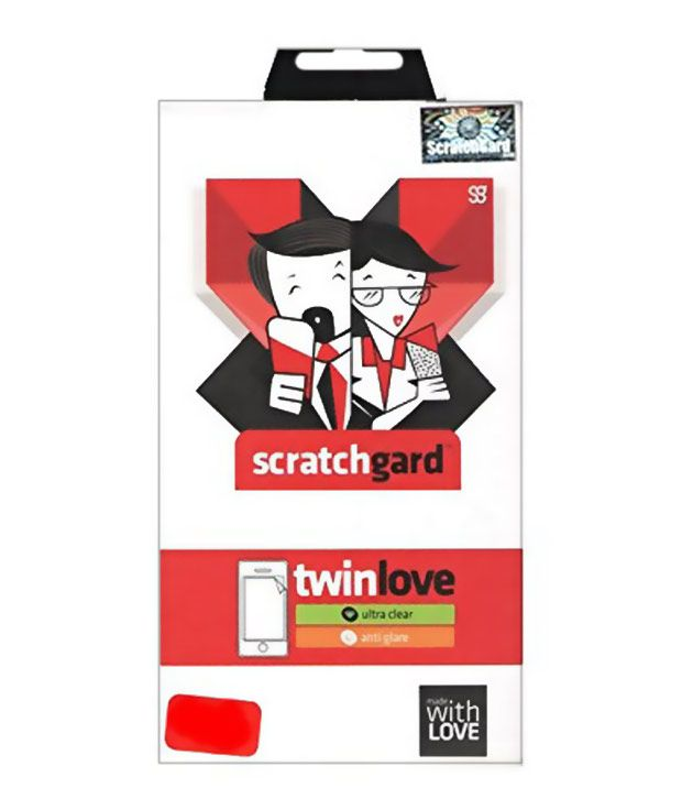 Scratchgard For S N7100 Galaxy Note 2 -(Twin Pack)