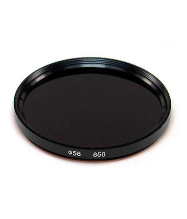 Neewer 58mm Infrared 850nm Digital Pro Glass IR X Ray Filter