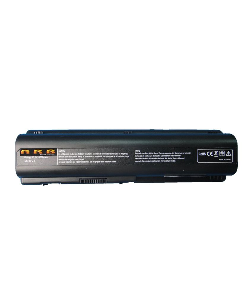 Arb Laptop Battery For Hp Pavilion Dv6-1108au With 12 Cells