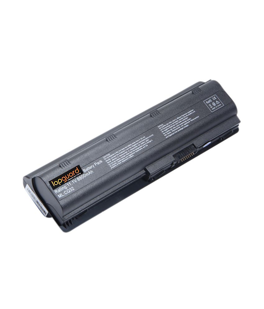 Lapguard Laptop Battery Fit For Hp G42-400 Series With 12 Cells